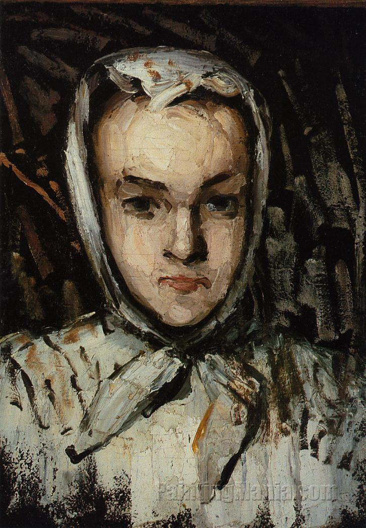 Marie Cezanne, the Artist's Sister