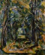 The Abduction Paul Cezanne Paintings