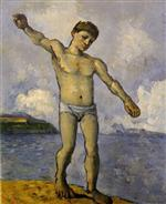 Bather with Outstretched Arms