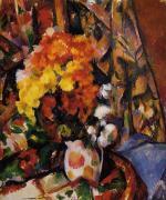 Chrysanthemums (Vase fleuri)