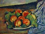 Dish of Peaches
