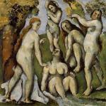 Five Bathers