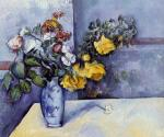 Flowers in a Vase 1885-1888