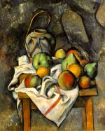 Ginger Jar and Fruit (Le vase paille)