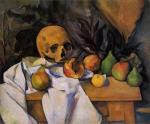 Still Life with Skull (Nature morte au crane)