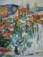 The Village of Gardanne