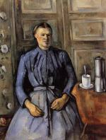 Woman with a Coffeepot