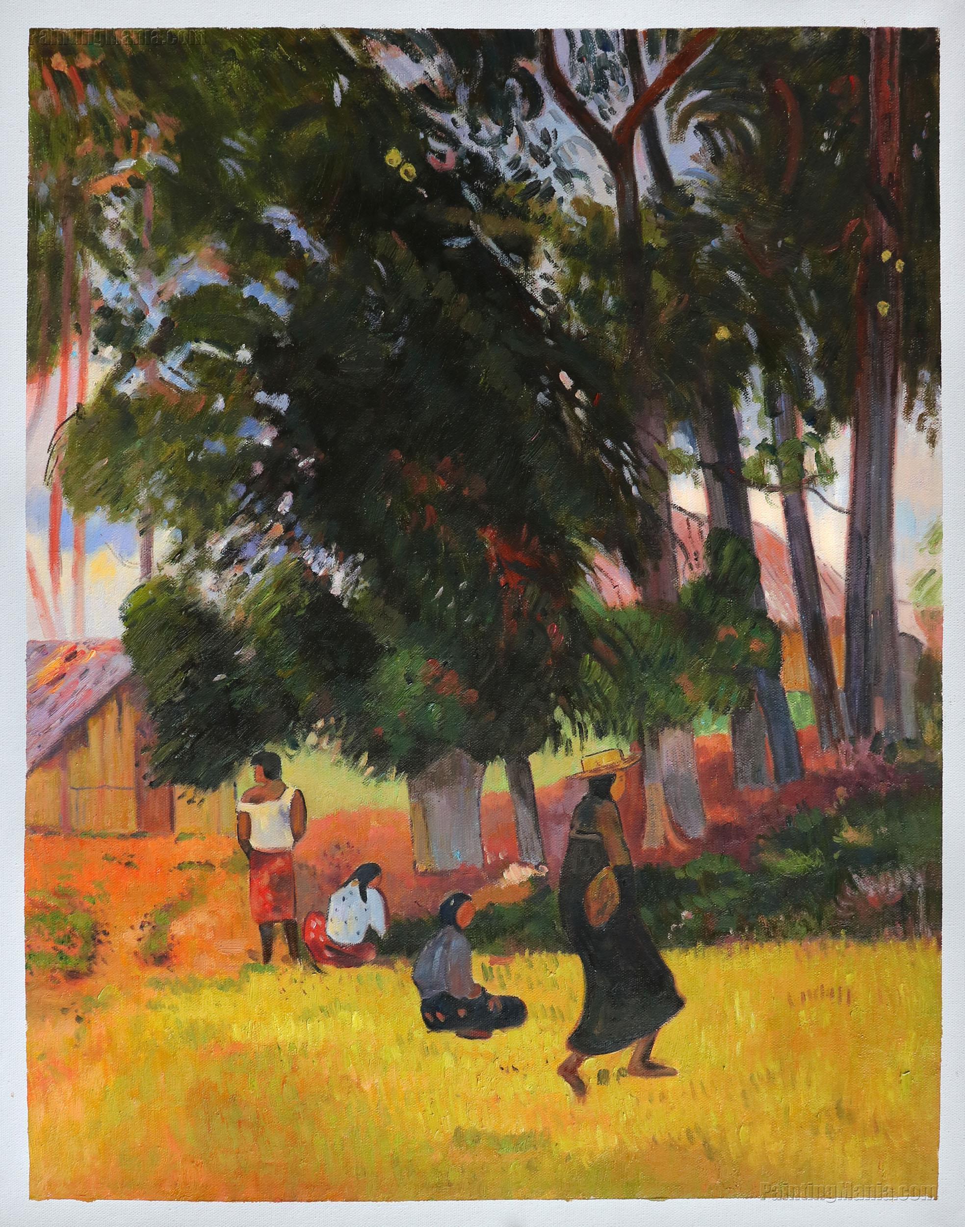 Tahitian Village