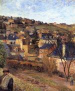 Blue Roofs, Rouen