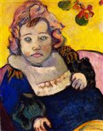 Child with Bib