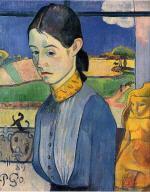 Young Breton Woman