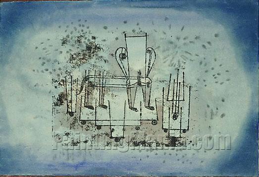 The Chair-Animal
