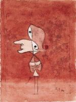 Bildnis Brigitte (Ganze Figur)