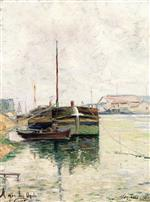 Barges, Asnieres