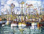 Blessing of the Tuna Boats, Groix