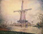 Dutch Mill at Edam
