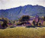 Le Pre Comblat, Le Chateau Cantal