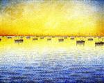 Sardine Fishing, Concarneau, Opus 221 (Adagio)