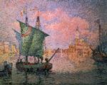 Venice, The Pink Cloud