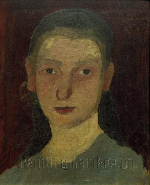 Portrait of Herma