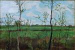 Fruhlingslandschaft (Spring Landscape)