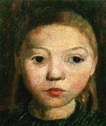 Head of a Girl 1907