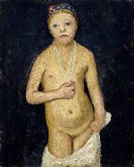 Kleiner Madchenakt (Small Nude Girl)