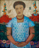Lee Hoetger vor Blumengrund