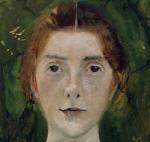 Self Portrait, Frontal