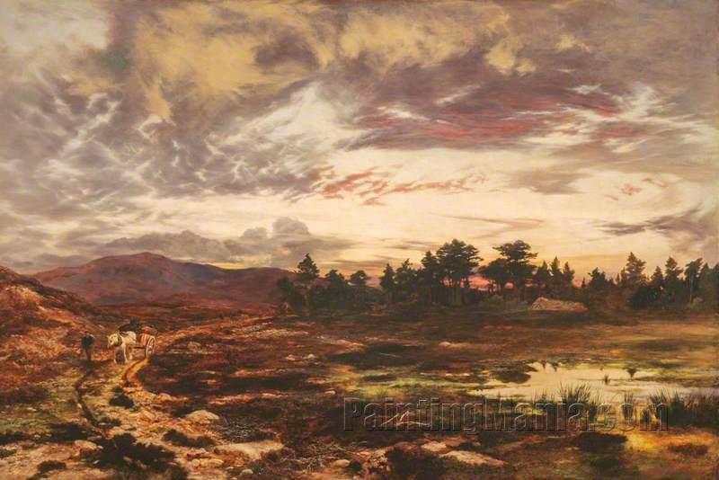 O'er Moor and Moss