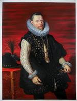 Portrait of Albert VII