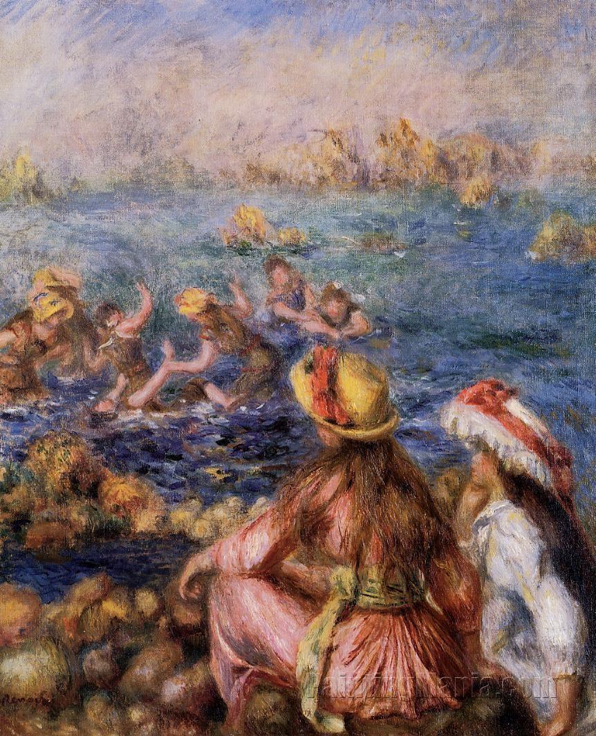 Bathers
