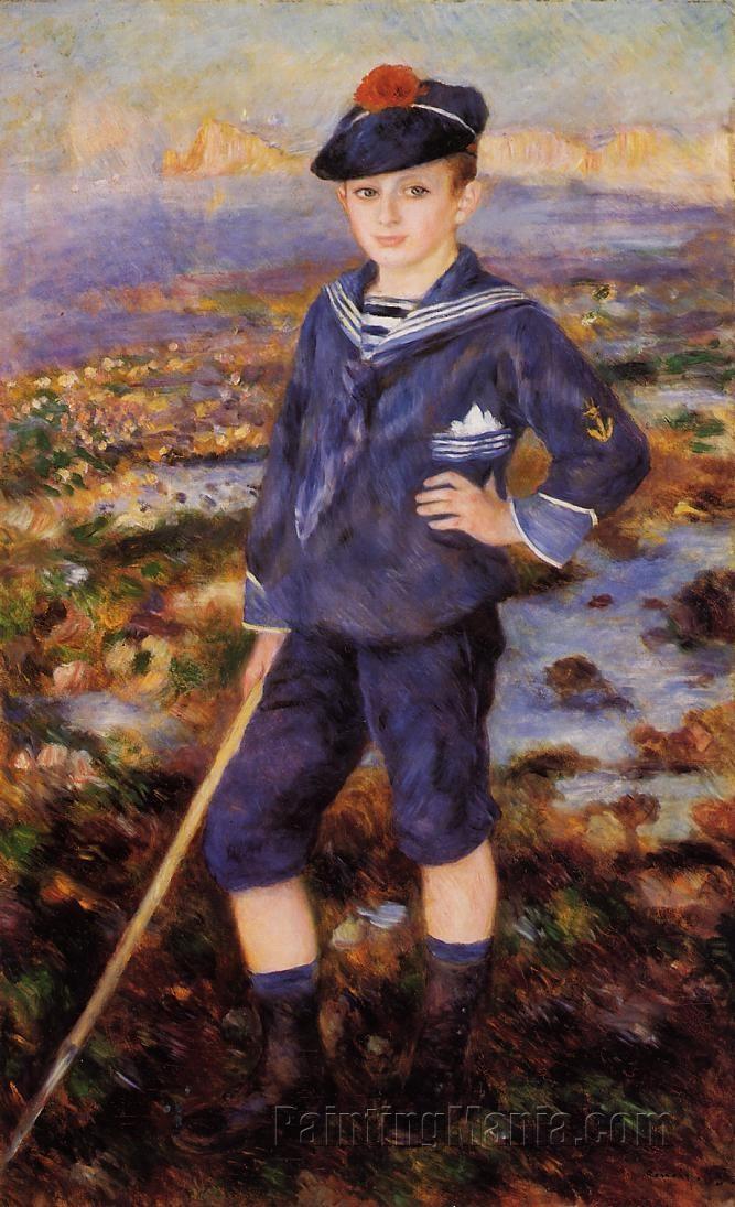 Sailor Boy (Robert Nunes)