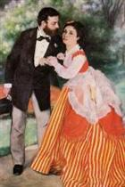 Alfred Sisley with His Wife