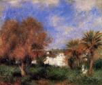 Algiers, the Garden of Essai 1881
