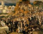 Arab Festival in Algiers (The Casbah)