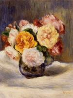 Bouquet of Roses 1883