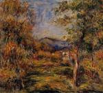 Cagnes Landscape 2