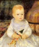 Child with Punch Doll