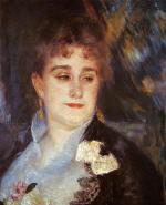 First Portrait of Madame Georges Charpeitier