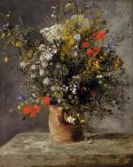 Flowers in a Vase 1866