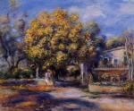 Houses at Cagnes 1905