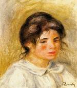 Portrait of Gabrielle 1906