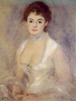 Portrait of Madame Henriot