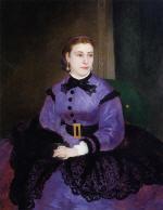 Portrait of Mademoiselle Sicotg