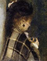 Young Woman with a Veil