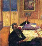 Joseph Bernheim Jeune and Gaston Bernheim de Villers