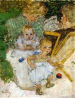 Les Mamans (La Famille Cottet)