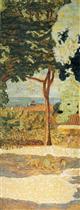 The Mediterranean (Centre of Triptych)