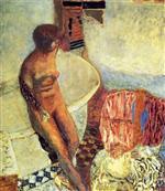 Nude by the Bath Tub